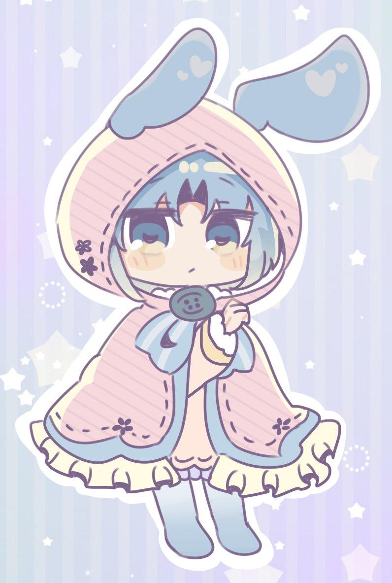 Commission: Bunny Pajamas Nath by @mi3li!