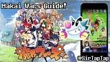 Makai Wars English Guide, Character Info, & Translations