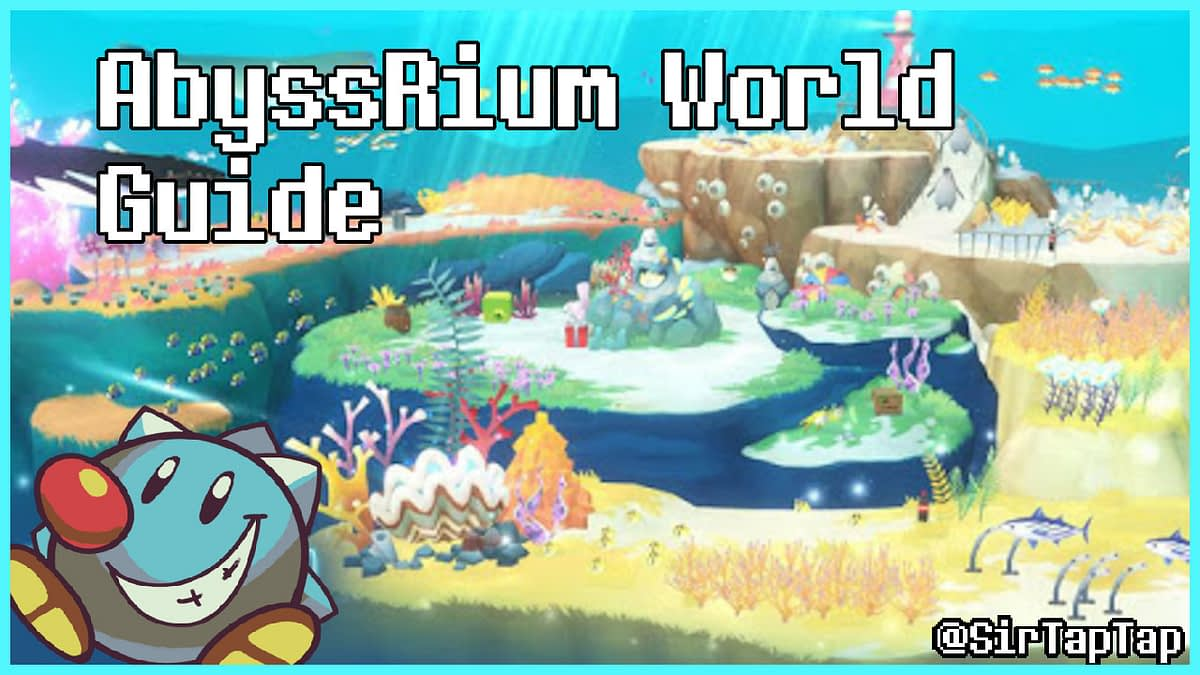 Hello Whale Idle Aquarium (AbyssRium World) Guide