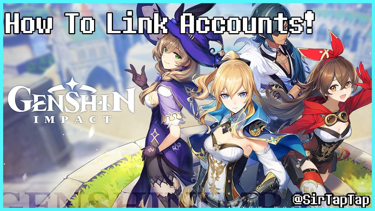 Genshin Impact: How To Link Accounts