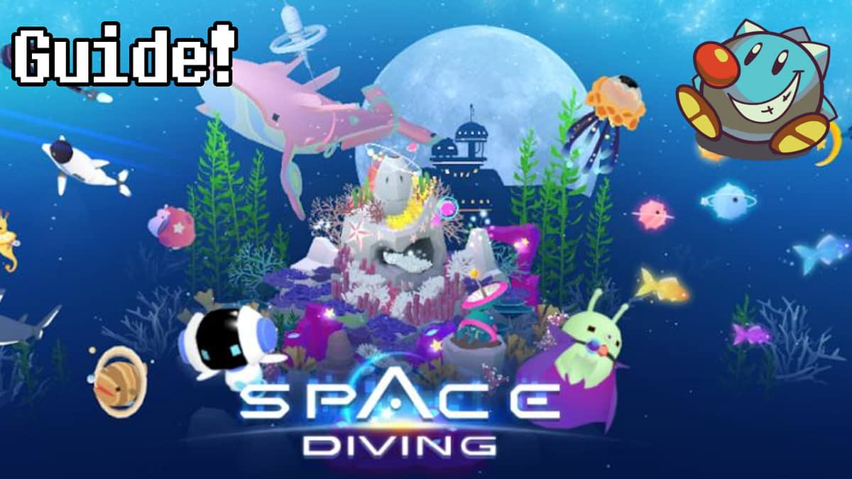 Tap Tap Fish AbyssRium May Space Diving Event Guide