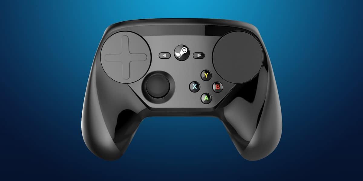 Steam Controller First Impressions
