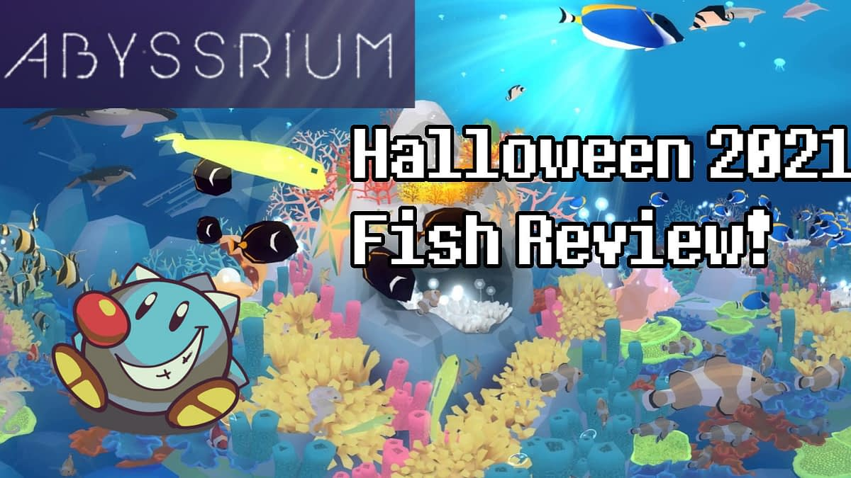 Tap Tap Fish AbyssRium Halloween 2021 Event Guide