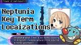 Localized Terms in Hyperdimension Neptunia