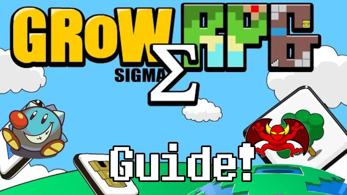 Grow RPG Σ (Sigma) Solution Guide & Walkthrough