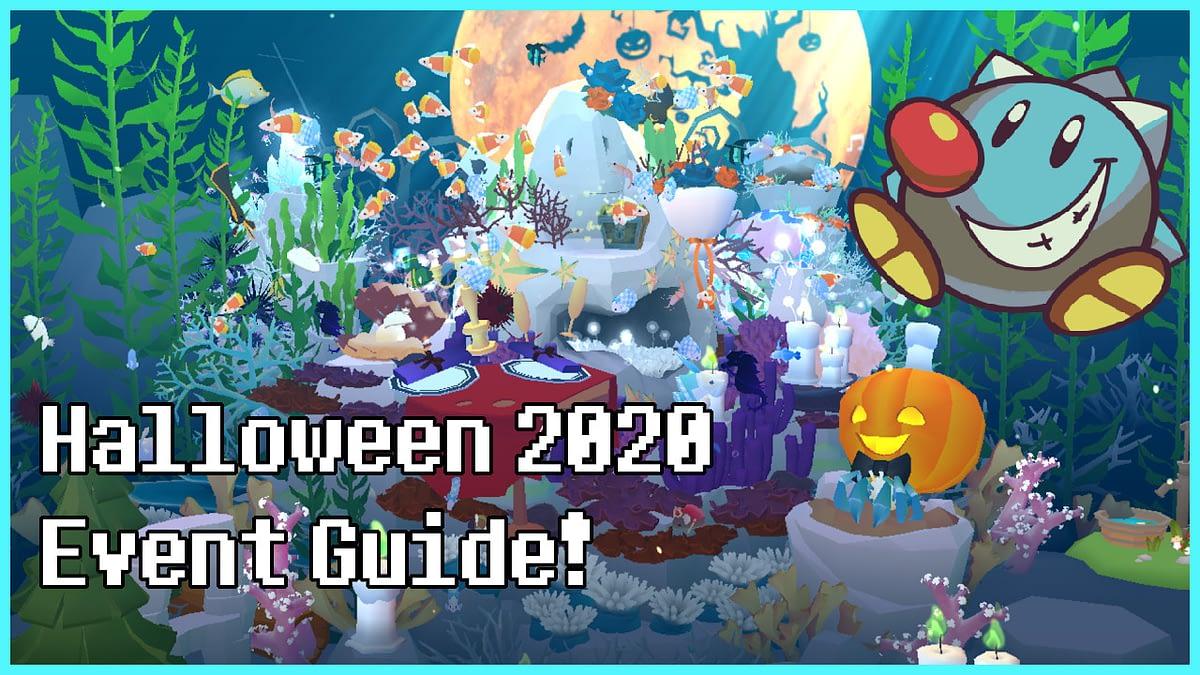Tap Tap Fish AbyssRium Halloween Event 2020 (Sanrio Collab)