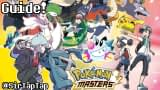 Pokemon Masters Guide, Strategy & All Sync Pairs List