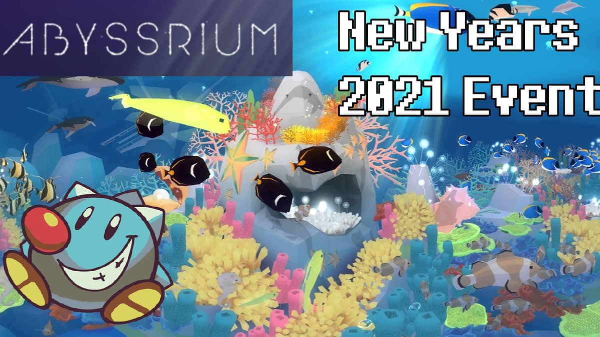 Tap Tap Fish AbyssRium New Years 2021 Event Guide All Hidden Fish